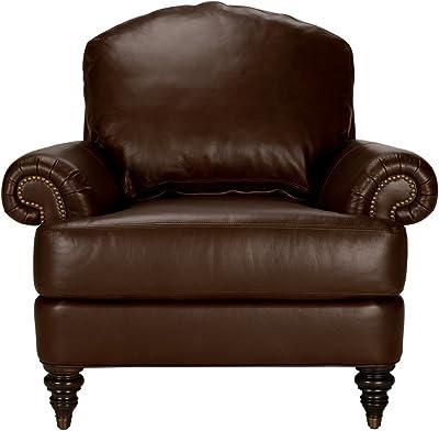 Amazon.com: Belleze sofá reclinable de microfibra ...