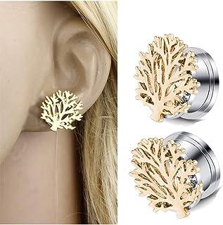Amazon.es: piercing para oreja - Expansores de túnel ...
