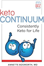 ketoCONTINUUM: Consistently Keto Diet For Life