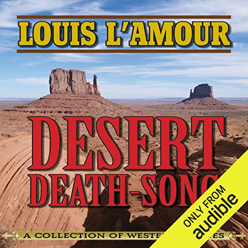 Couverture de Desert Death-Song
