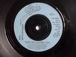 Keep On Loving You