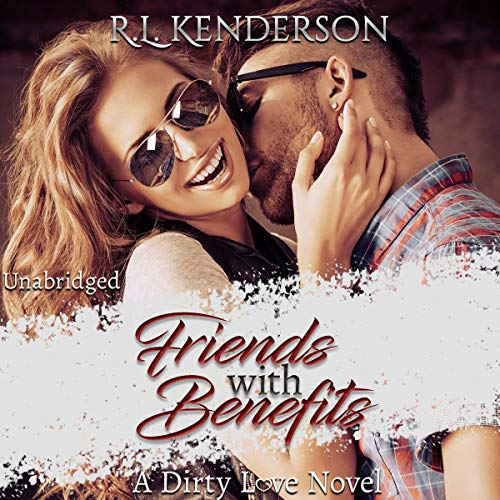 Friends with Benefits audiobook cover art