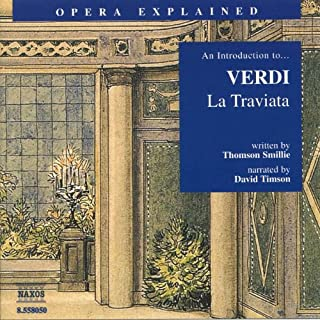 La Traviata audiobook cover art