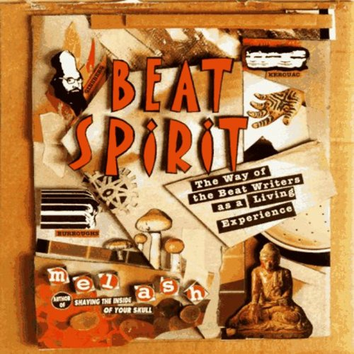 Beat Spirit audiobook cover art