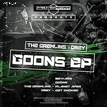 Goons - E.P