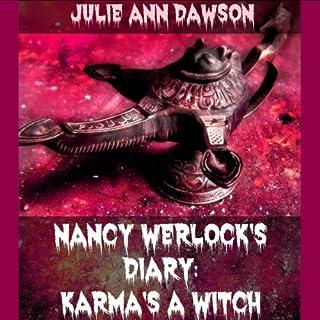Nancy Werlock's Diary audiobook cover art
