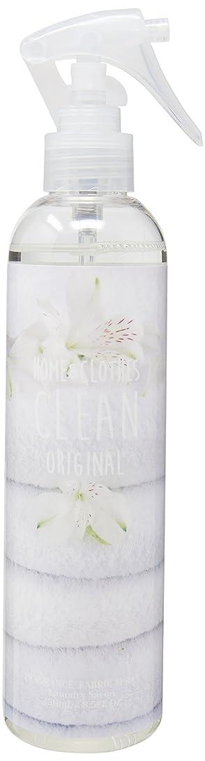 着る完了うまれた【CLEAN ORIGINAL(クリーンオリジナル) 】【正規品】フレグランスファブリックスプレー_250mL (ランドリーサボン)