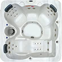 Home and Garden Spas LPILAG40 5 Person 51 Jet Spa with Stainless Jets and Ozone System Included