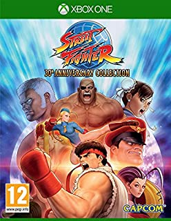 Street Fighter 30th Anniversary Collection pour Xbox One (B07BF9XQSW) | Amazon price tracker / tracking, Amazon price history charts, Amazon price watches, Amazon price drop alerts