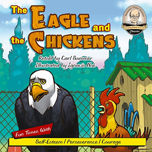 The Eagle and the Chickens audiobook cover art
