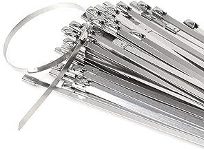 Best silver zip ties Reviews