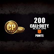 Call Of Duty: Black Ops 4 - Cod Points 200 - PS4 [Digital Code]