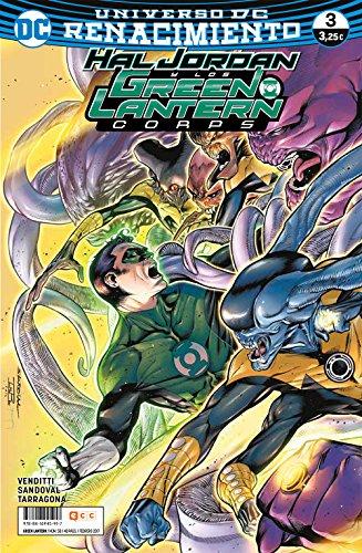 Green Lantern 58/3 (Green Lantern (Nuevo Universo DC))