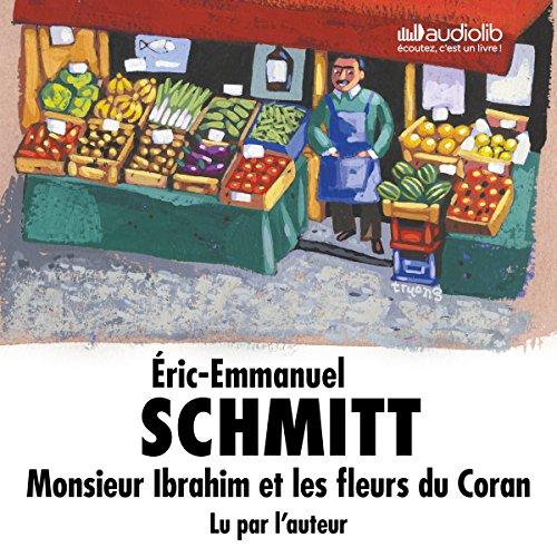 Monsieur Ibrahim et les fleurs du Coran cover art
