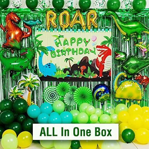 Dinosaur Birthday Decoration Party …