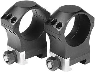Nightforce A265 Ultralite 6 Screw Scope Rings 1.0