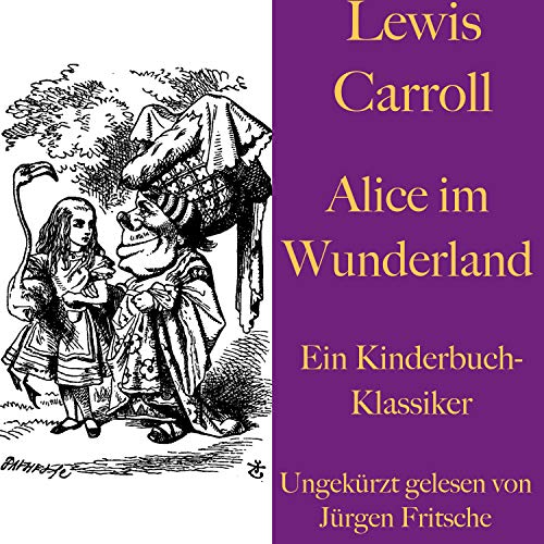 Alice im Wunderland cover art