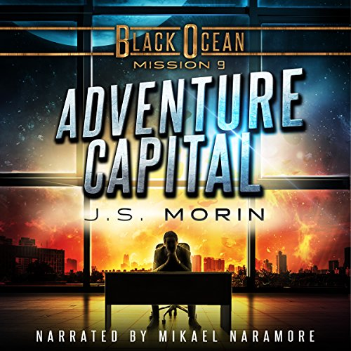 Adventure Capital audiobook cover art