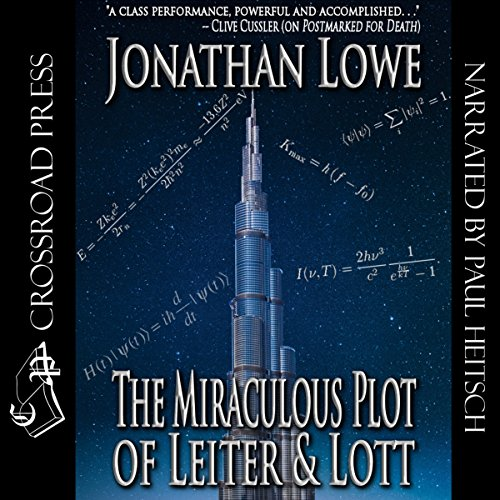 The Miraculous Plot of Leiter & Lott audiobook cover art