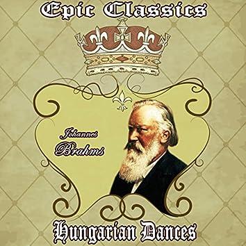 Johannes Brahms: Epic Classics. Hungarian Dances