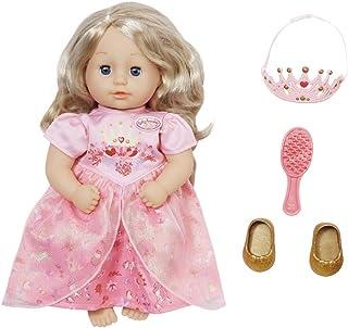 Baby Annabell Little Sweet Princess 36cm - Voor Peuters vanaf 1 Jaar - Stimuleert Empathie & Sociale Vaardigheden - Jurk, ...
