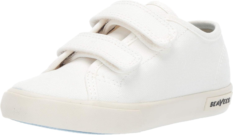 SeaVees Unisex-Child Kids Monterey Sneaker Standard