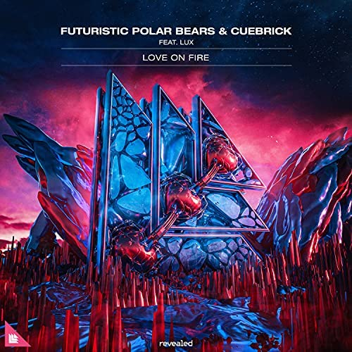Futuristic Polar Bears & Cuebrick feat. Lux