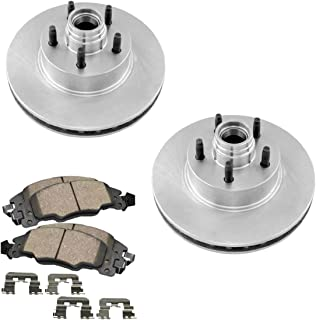 GMC Jimmy S15 Sonoma S10 Pair 2 Detroit Axle Front Upper Control Arm w//Ball Joint For 2WD Chevy Blazer