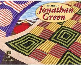 The Art of Jonathan Green 2011 Calendar