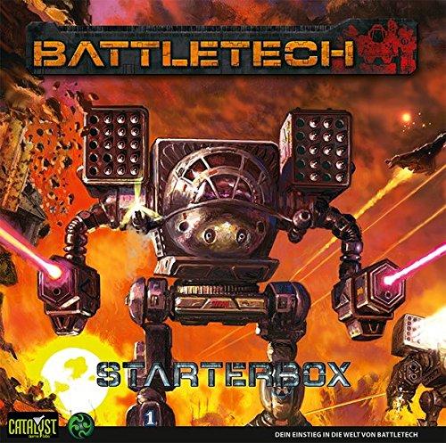 BattleTech Starterbox (Battletech / Miniaturenspiel)