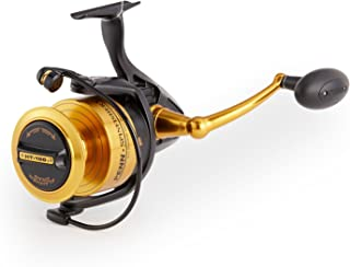 Penn Spinfisher SSV10500 - Carrete de Pesca Frontal (13 kg), Color Negro