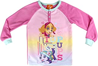 22-2309 Pijama de invierno para niña motivo Paw Patrol SKYE talla de 2 a 6 años - 5/6 años