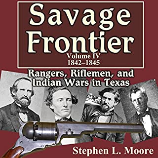 Savage Frontier Volume IV audiobook cover art