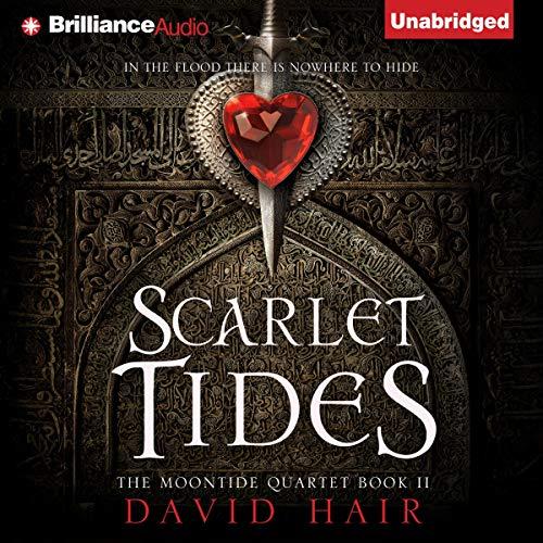 Scarlet Tides Titelbild