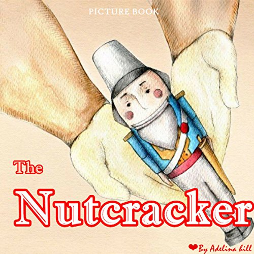 The Nutcracker audiobook cover art
