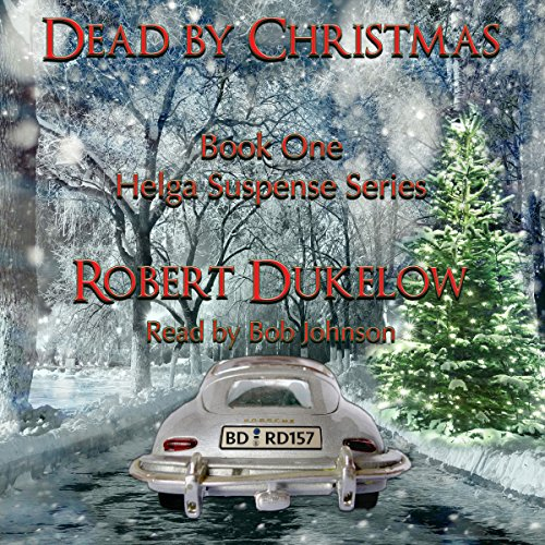 Dead by Christmas audiobook cover art