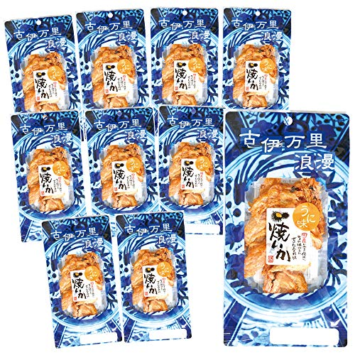 古伊万里浪漫 うに味焼いか (プチパック) 10袋