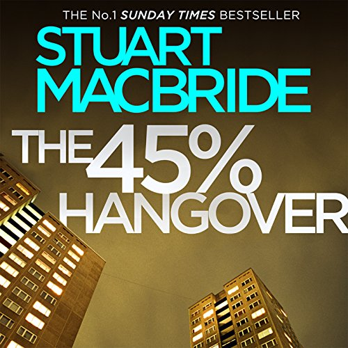 The 45% Hangover audiobook cover art
