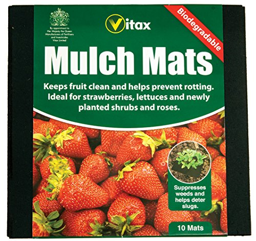 VITAX 6MM1 Biodegradable Mulch Mats