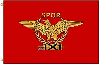 Large Flag New SPQR Flag A New SPQR flag outdoor Flag Flying flag 3x5ft banner