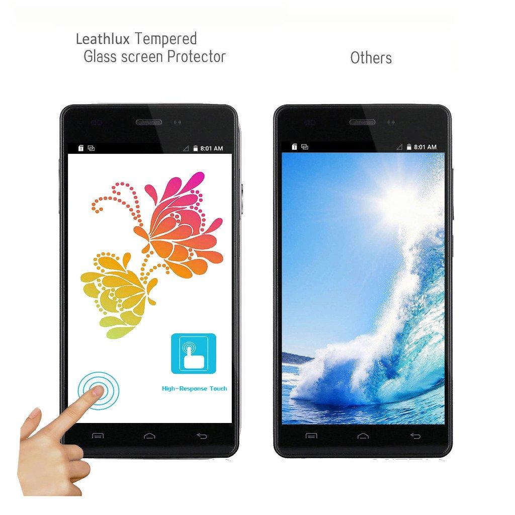 2 Pack Huawei Honor Note 8 Protector de Pantalla Vidrio Templado ...