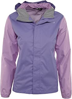 Kids Girl's Resolve Reflective Jacket (Little Kids/Big Kids) Paisley Purple (Prior Season) X-Large