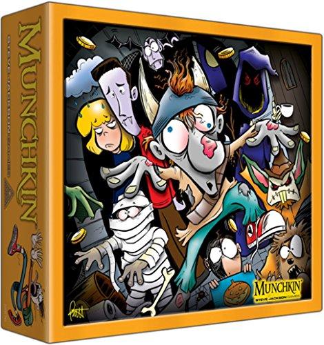 Steve Jackson Games sjg05606Munchkin Halloween Monsterbox Board Game