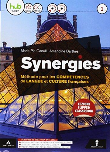 Synergies-Dossier culture. Per le Scuole superiori. Con CD-Audio formato mp3. Con DVD-ROM [Lingua francese]: Vol. 1