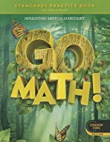 Go Math! Standards Practice Book Grade 1: For Home or School
