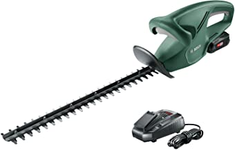 Bosch Easyhedgecut 18-45 Accuheggenschaar, 1 Accu, 18 Volt-Systeem, Groen