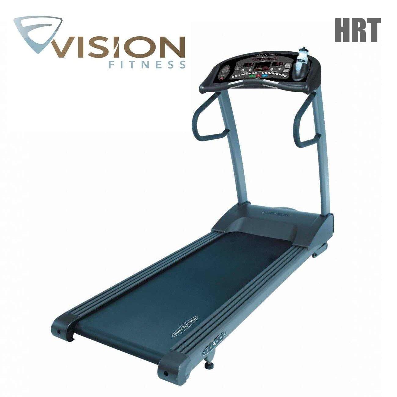 Vision Fitness t9700 HRT cinta de correr con polar correa de pecho ...