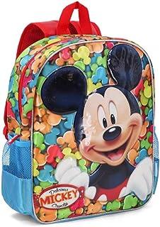 Mickey Mouse Delicious Mochilas Infantiles, 40 cm, Rojo