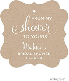 Best from our shower to yours tags Reviews