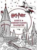 Lieux et personnages magiques - Harry Potter